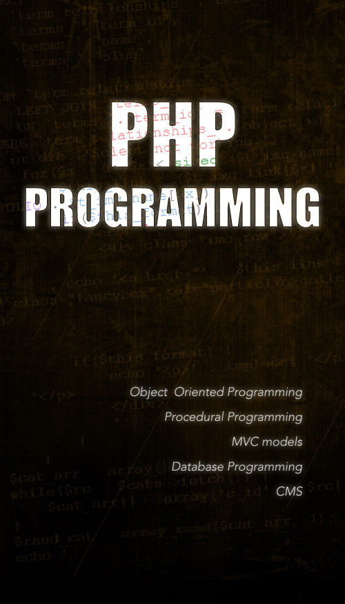 Custom PHP Programming