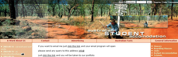 Australian Student Accomodation